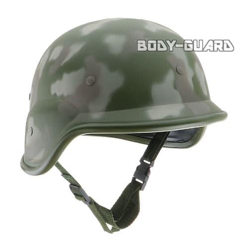 米軍 フリッツタイプ ヘルメット カモフラージュ