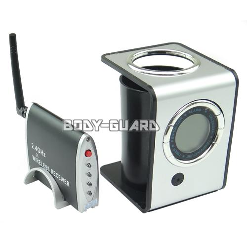 ペンホルダー型ワイヤレス隠しカメラセット