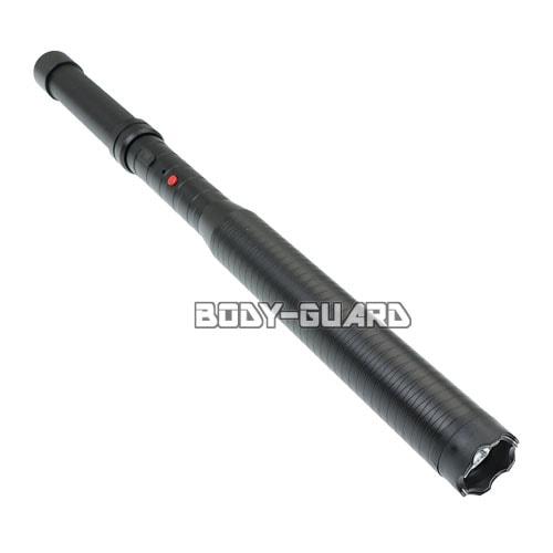 【本体のみ】GUARD DOG バトン型スタンガン TITAN ライト付き 充電池式