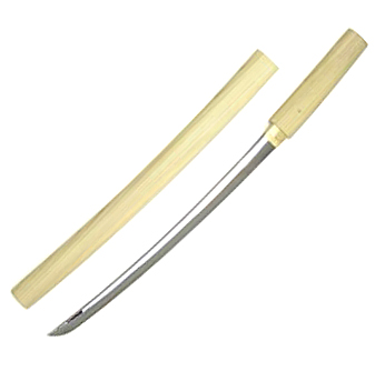【小刀】 尾形刀剣 日本刀 白鞘