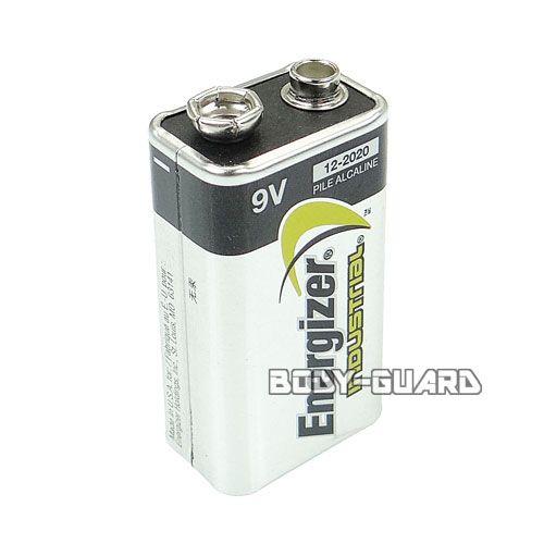 アルカリ9V Energizer(エナジャイザー) 12-2020