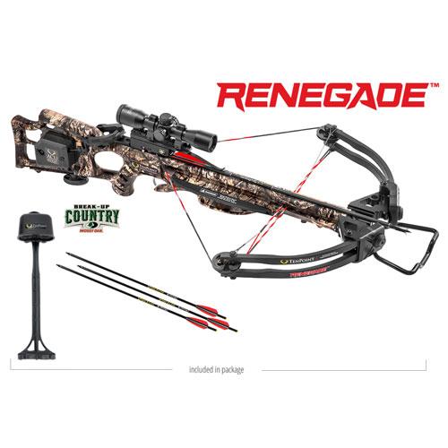 アメリカテンポイント社製 RENEGADE 165ポンド ACUドロー牽引装置