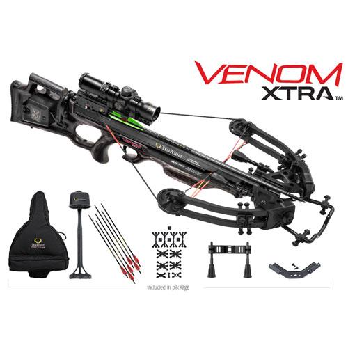 アメリカテンポイント社製 VENOM XTRA 185ポンド ACUドロー牽引装置