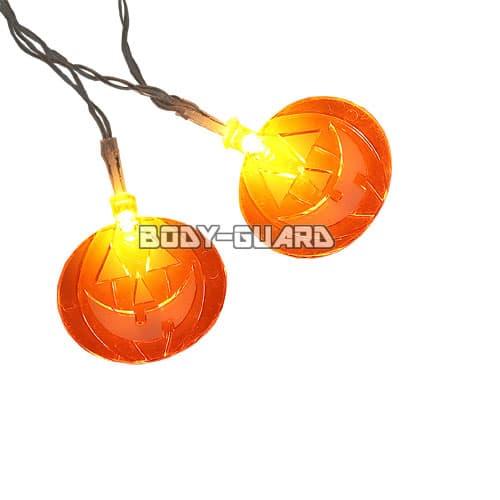 カボチャ(平タイプ) イルミネーションライト