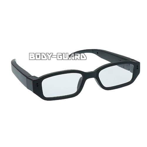メガネ型ビデオカメラ スマート 黒縁