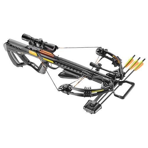 EK-Archery社製 コンパウンドクロスボウ GUILLOTINE-M+ 185ポンド 370FPS