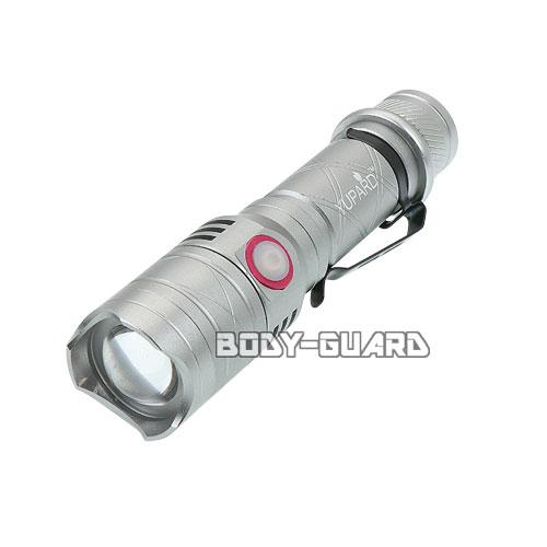 LEDライト+誘導灯(ホワイト) シルバー