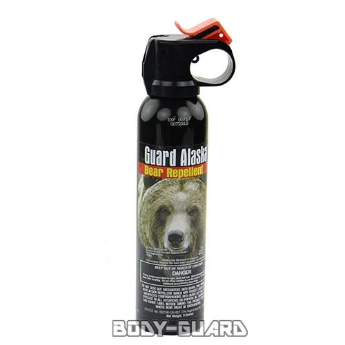 ガードアラスカ 熊よけ催涙スプレー