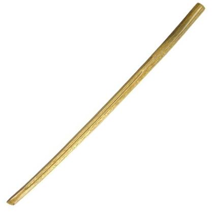 【尾形刀剣】 木刀 樋入木刀 ナチュラル