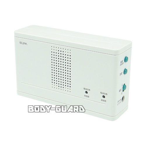 ワイヤレスチャイム用受信器 EWS-10 (増設専用)