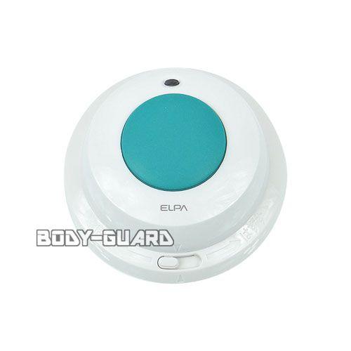 ワイヤレスチャイム用防水押ボタン送信器 EWS-04 (増設専用)