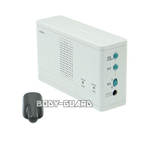 LEDセンサーライト用 送信器・受信器セット ESL-EWS10 (増設専用)