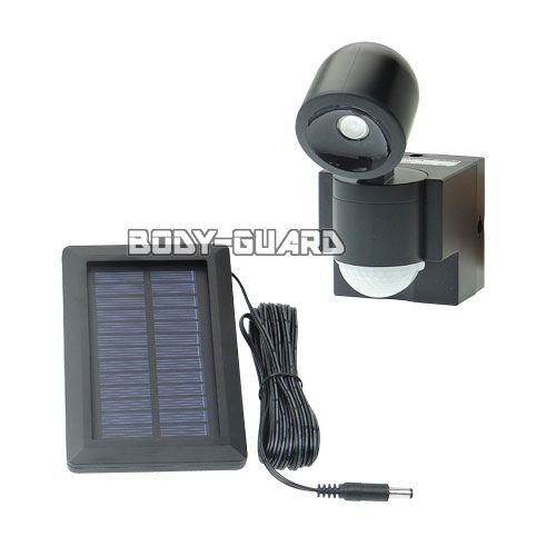 防雨 LEDセンサーライト ◯1灯 ソーラー発電式 ESL-N101SL