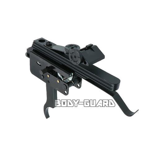 10mmマウントベース・トリガー 一体パーツ MK-150 タイプ2