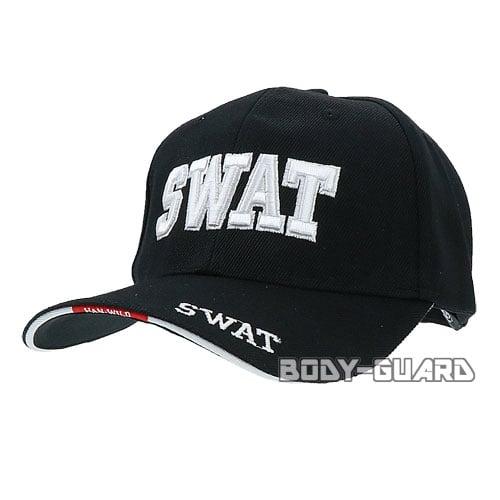 SWAT キャップ 白ライン有り