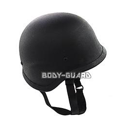 防弾ヘルメット ブラック