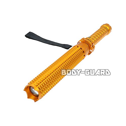 E-SMARTER フラッシュライトバトン オレンジゴールド