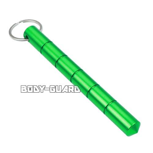 アルミ製 クボタン スタンダード タイプ2 グリーン