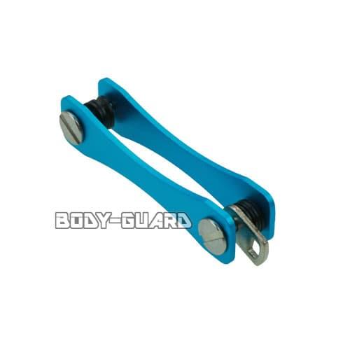 キー収納ツール タイプ2 ライトブルー