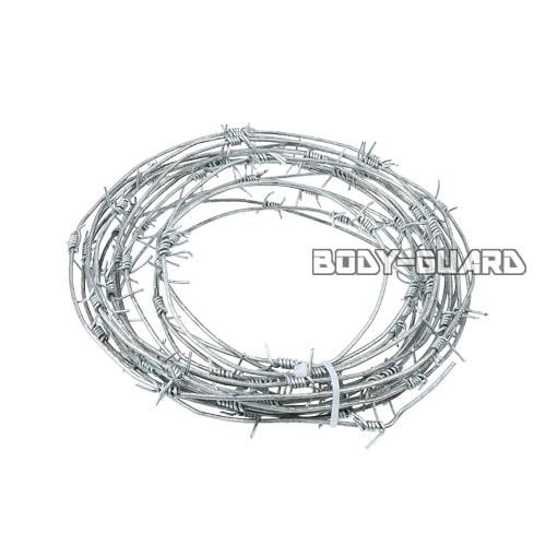 有刺鉄線 亜鉛メッキ 5m