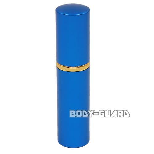 催涙スプレー ホワイトウルフ リップスティック型 ブルー