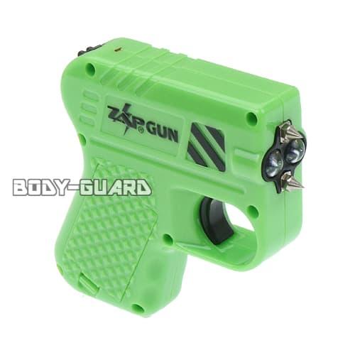 ZAP ガン 95万ボルト ライト付き グリーン