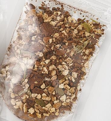 【至福のハーブティー】チャイブレンド(パワーチャージ/KAPHA)20g(10杯分)無農薬