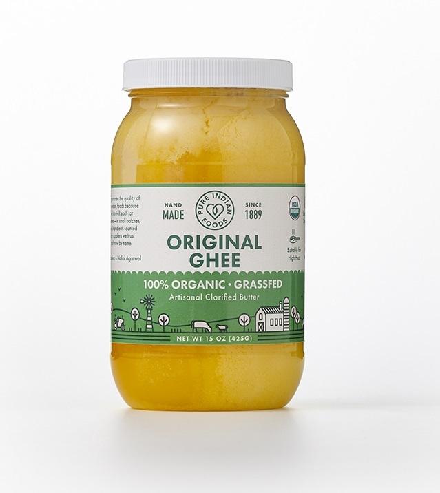 【至福のギー(精製バター)】有機グラスフェッド・ギー(425g)