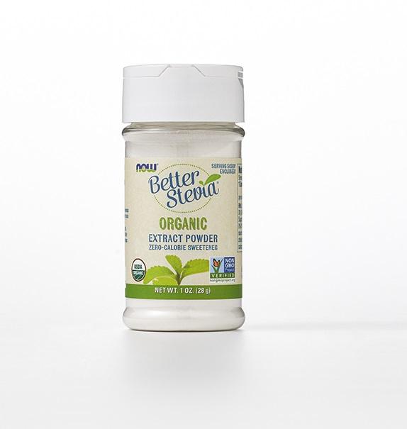 【究極の健康食材】有機ステビア エキスパウダー (28g)