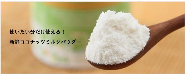 【在庫限り】ココナッツミルクパウダー 300g