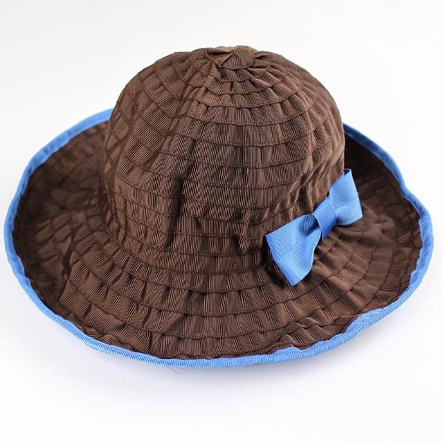 【在庫処分セール50%OFF】LaLa Dress (ララドレス) 帽子バカンス 50cm 茶色