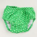 【在庫処分セール50%OFF】HOLLY'S(ホリーズ) 水着パンツ赤ちゃん用 緑 80cm  92cm    【おまかせ配送で送料お得】