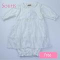 【2021awご予約商品】Souris(スーリー) 【699】レース2WAYドレス \6,900 Free