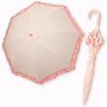 Souris(スーリー) レース傘 ピンク 40cm 45cm 50cm◆