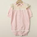 【セール30%OFF】Souris(スーリー) ブライトスムース2WAYドレス ピンク Free(50cm-70cm)