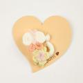 Souris(スーリー) お花とちょうちょポニー2個セット オフ白 Free     【おまかせ配送で送料お得】 ◆