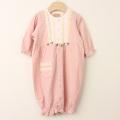 【新春セール】Souris(スーリー) ドット2WAYドレス ピンク Free(50-70cm)     【おまかせ配送で送料お得】