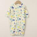 【セール20%OFF】baby Cheer(ベイビーチア) Alpes兼用ドレス ブルー 50cm〜70cm