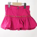 【在庫処分セール70%OFF】oilily Sabrina skirt Q10116F フリルミニスカート ピンク 92cm