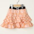 【在庫処分セール50%OFF】LaLa Dress (ララドレス) スカート リリー 110cm ピンク