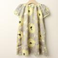 【セール15%OFF】LaLa Dress (ララドレス) オパールドレス イエロー 110cm 120cm    【送料無料】