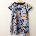 【セール30%OFF】LaLa Dress (ララドレス) オパールドレス ネイビー 110cm 120cm    【送料無料】
