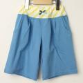 【セール30%OFF】LaLa Dress (ララドレス) ガウチョパンツ ターコイズブルー 110cm 120cm 【送料無料】
