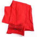 【在庫処分セール60%OFF】(秋冬)American Outfitters(アメリカン・アウトフィッターズ) SCARF マフラー 赤