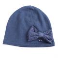 【在庫処分セール60%OFF】(秋冬)American Outfitters(アメリカン・アウトフィッターズ) HAT リボン付き帽子 紺