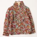 【在庫処分セール60%OFF】American Outfitters  POPPY SHIRT シャツ グレー 2才 【おまかせ配送で送料お得】