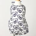 【在庫処分セール50%OFF】(春夏)ninita (ニニータ) ハートバンビホルターネックロンパース  70-80cm