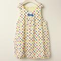 【セール15%OFF】studio momo(スタジオモモ) リバーシブルバルーンジャンパースカート オフホワイト 110cm 120cm 【送料無料】