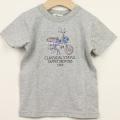 【セール20%OFF】TAPPET(タペット) ダックスTシャツ グレー 100cm     【おまかせ配送で送料お得】