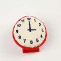 MoL(モル) 時計型ラトル BABY TICK TUCK レッド 0才〜◆